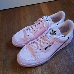SALE! Pink Adidas Ortholite sneakers